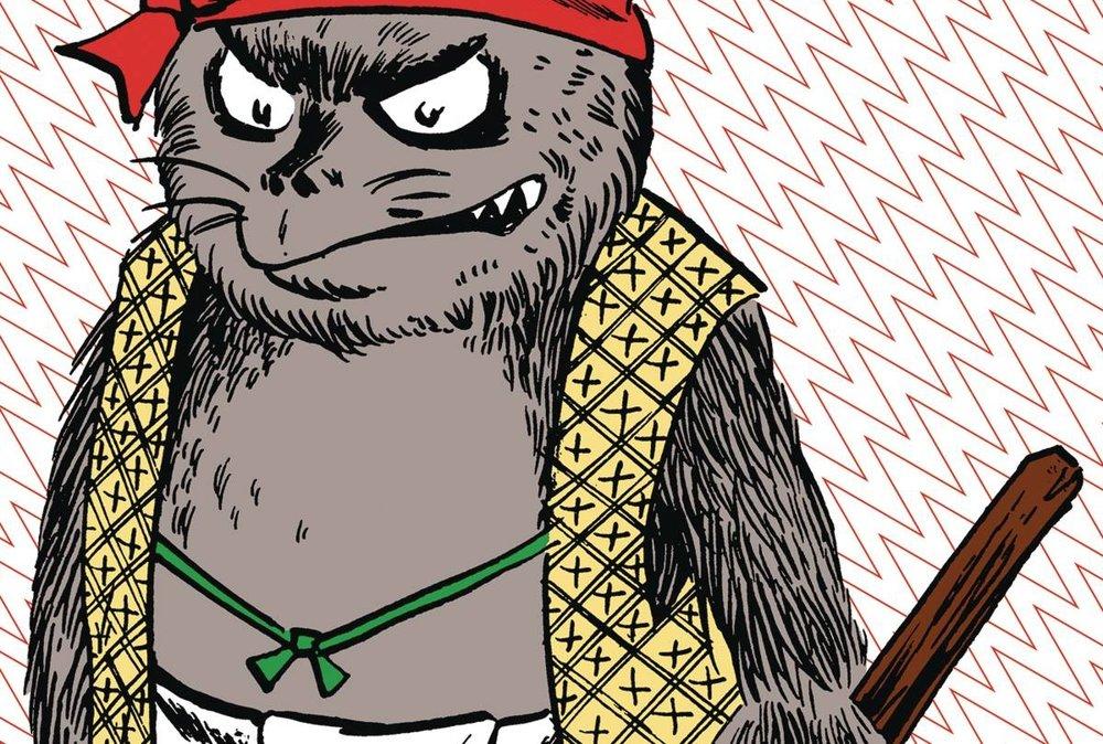 KITARO AND THE GREAT TANUKI WAR - (W/A/CA) Shigeru Mizuki