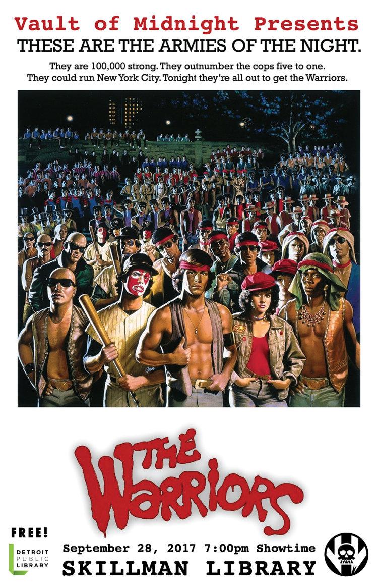 warriors full movie free