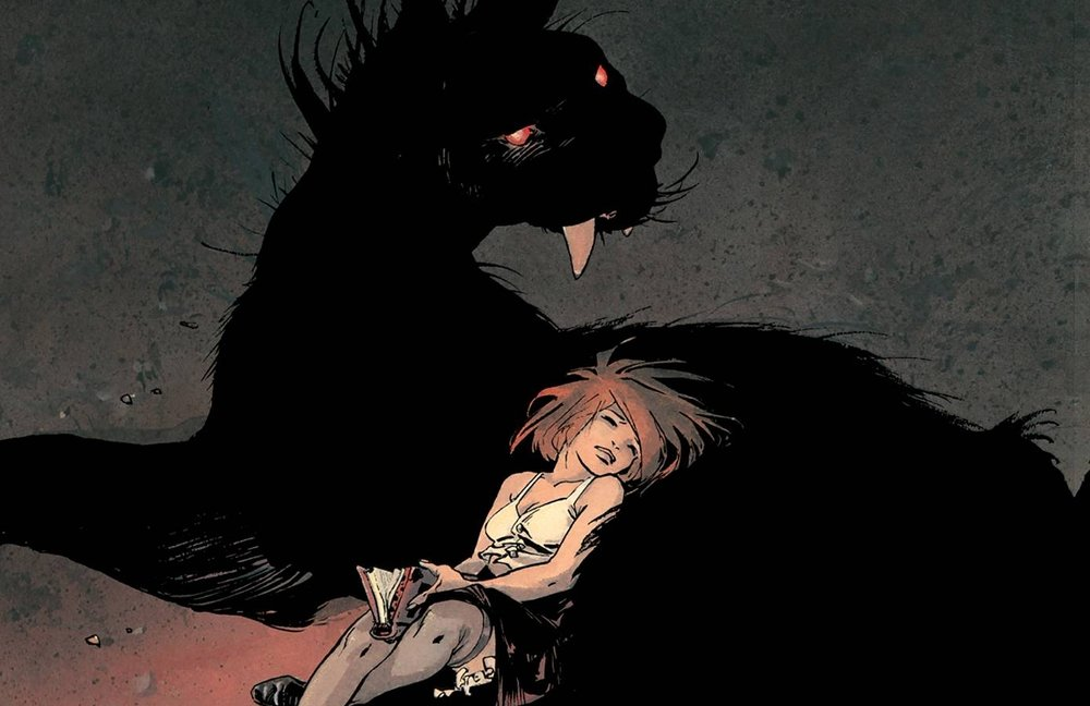 LIGHTS OF THE AMALOU  - (W) Christophe Gibelin (A/CA) Claire Wendling