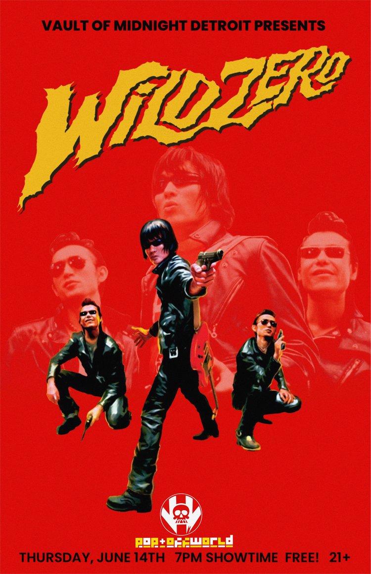 VoM Movie Night: Wild Zero — V...