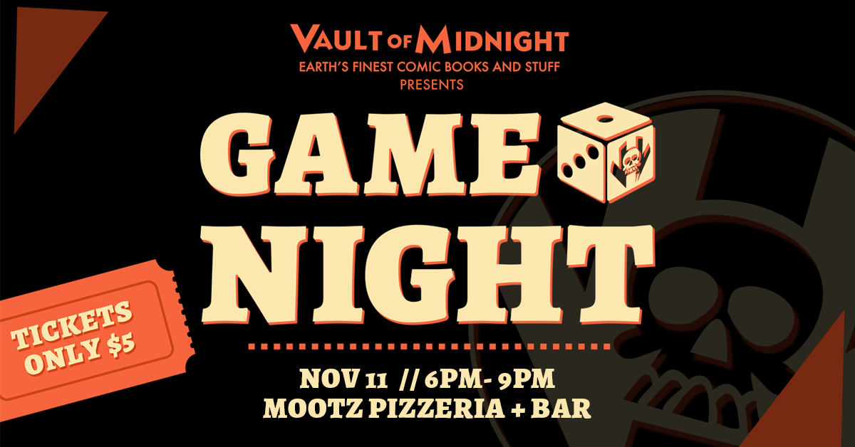 Game Night Detroit Vault Of Midnight
