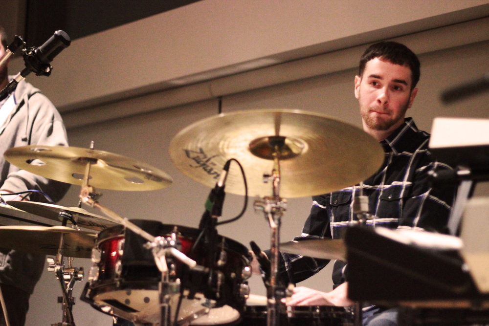 Jamie Greene (Drums)