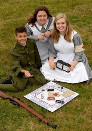 © Worcestershire World War One Hundred, Photographer Simon Hadley