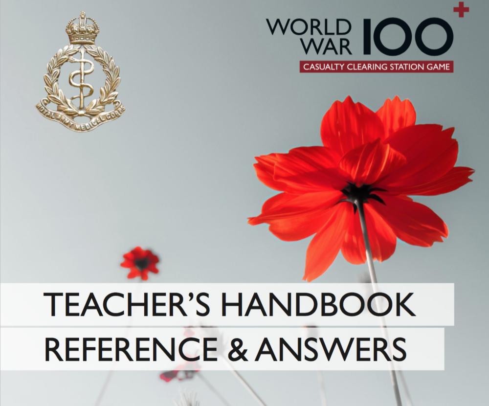 Teachers' Handbook
