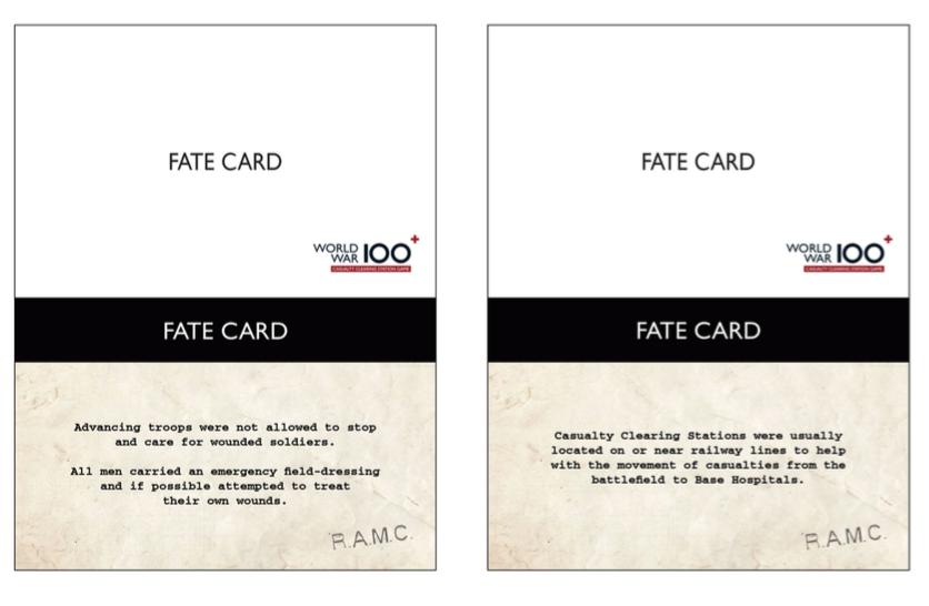 Fate Cards 2