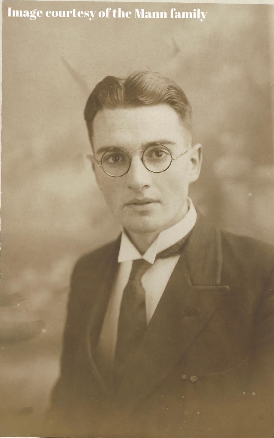 Portrait of Alan 1932.jpg