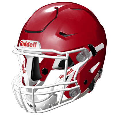 Riddell Speed Flex Note XL helmets will have a surcharge of additional $15.00