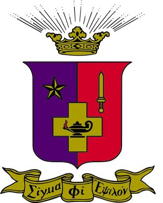 Sigma Phi Epsilon Crest