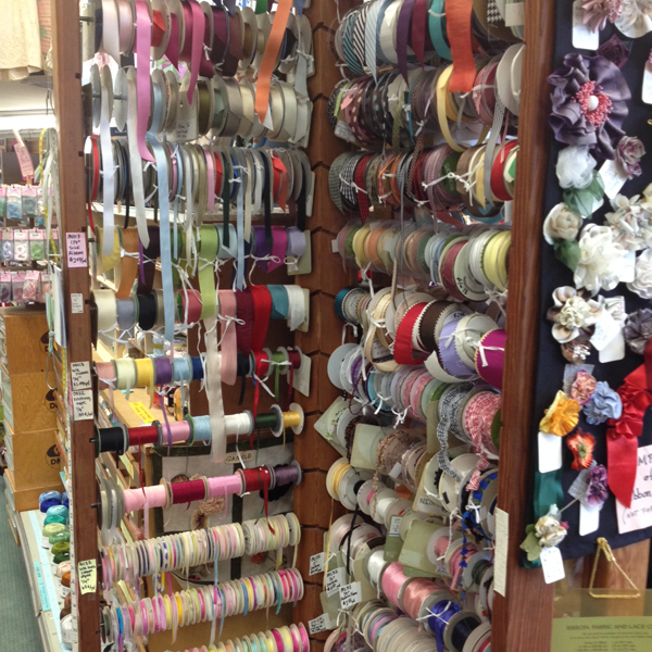 Ribbons, Ribbons & more Ribbons!
