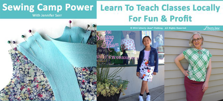 The Sewing Room Blog Sewing Camp Power You Can Teach Kids To Sew Too