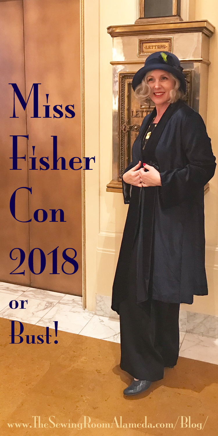 2ea16b7c718 The Sewing Room Blog - Going to Miss Fisher Con 2018 - my favorite moments