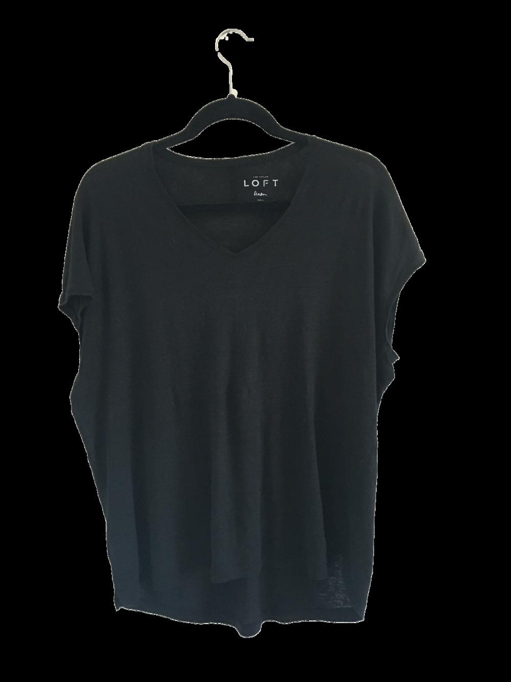 Black Linen Shirt.png