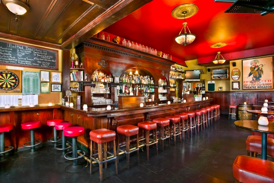 Elixir Saloon in the Mission SF