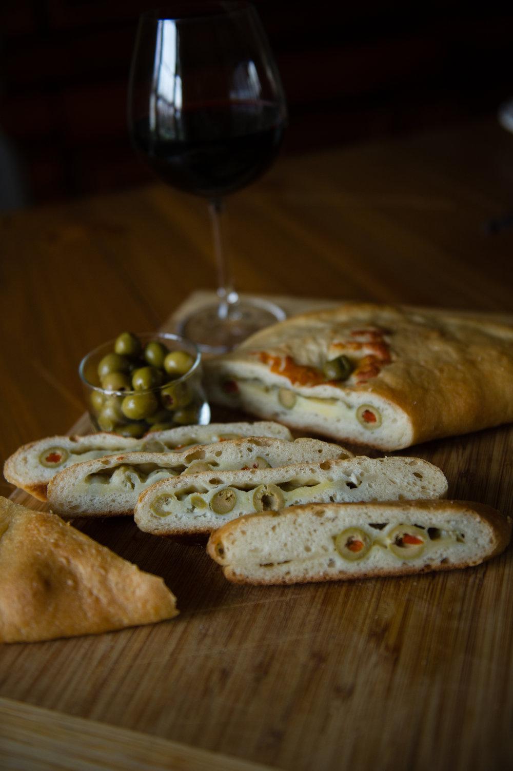 Olive Garlic | $7.00