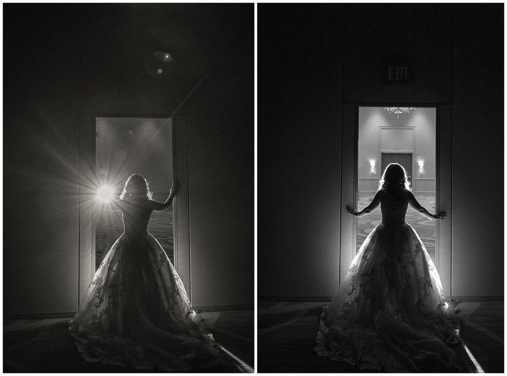epic. bridal. drama. bold