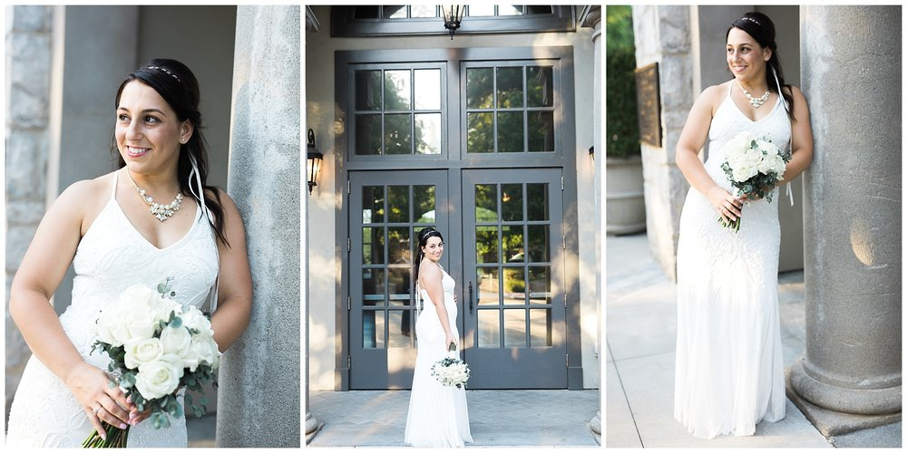 beautiful bride wedding day atlanta boho chic gorgeous white sunny flowers