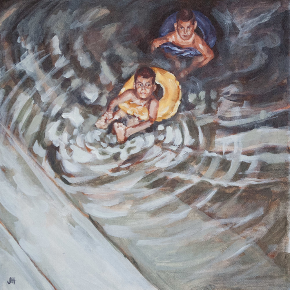 "12"" x 12"" original painting"