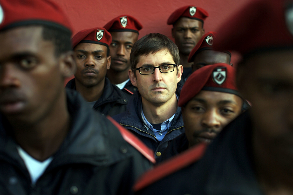 LOUIS THEROUX: LAW AND DISORDER - JOHANNESBURG