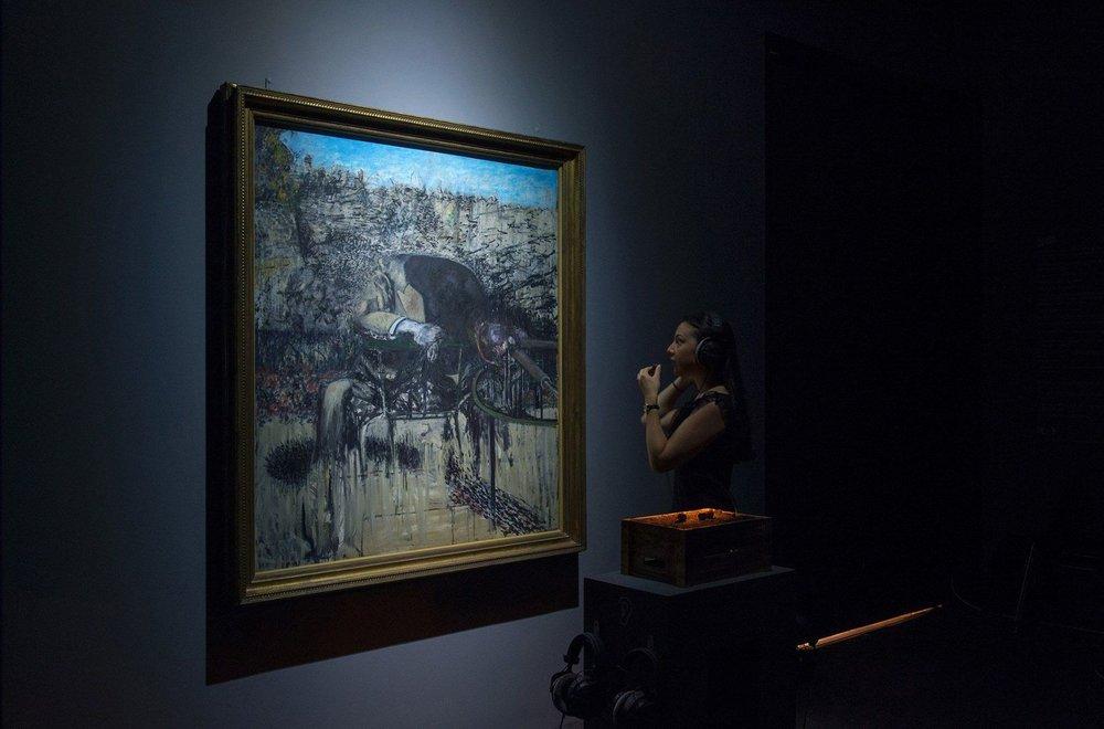 Photo of Tate Sensorium Francis Bacon.jpeg
