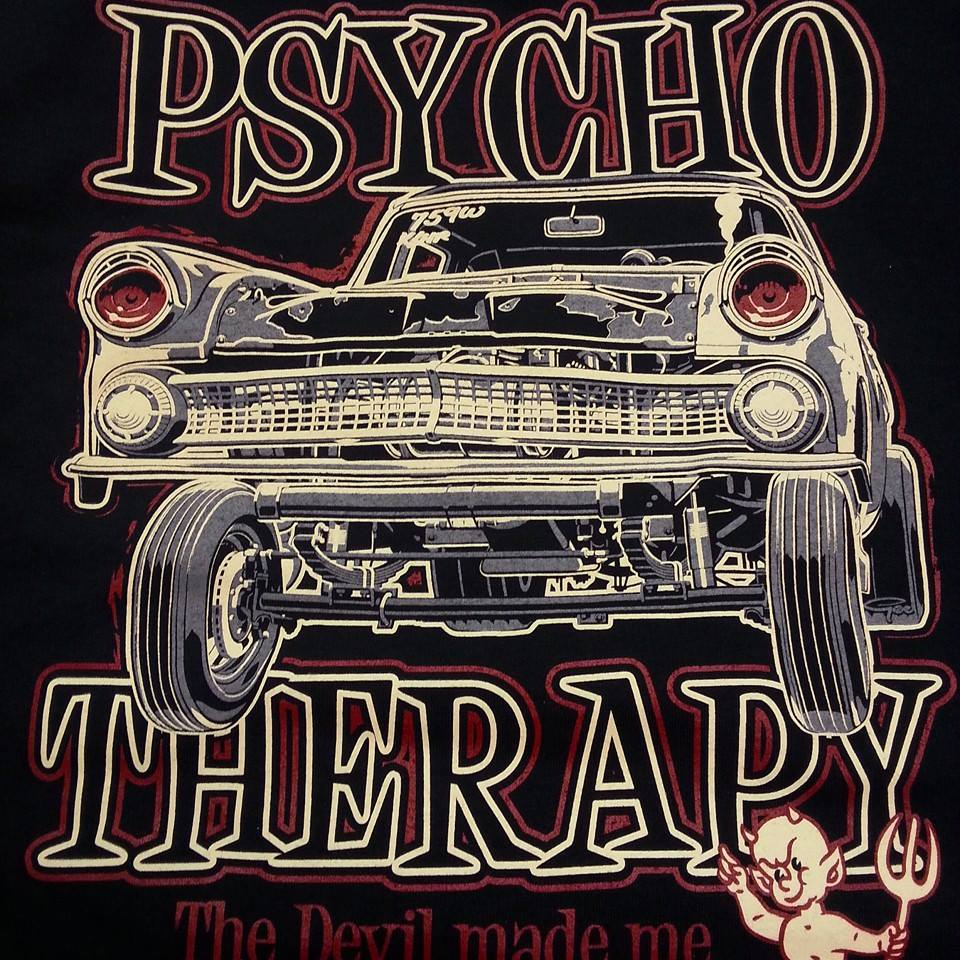 PSYCHO THERAPY TEE