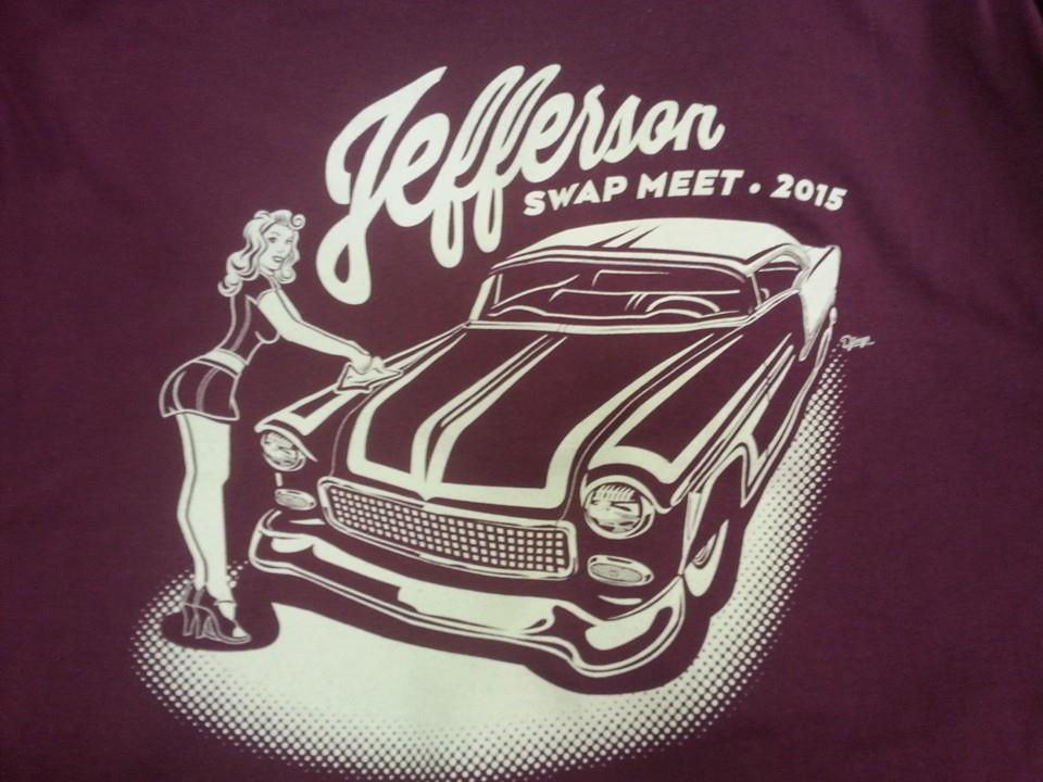 JEFFERSON SWAP MEET TEE