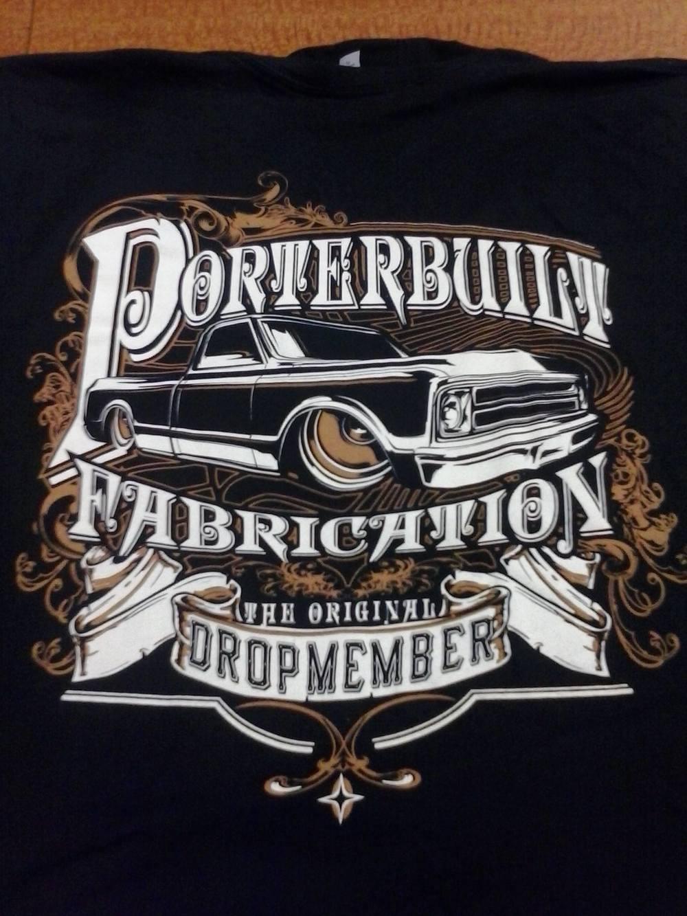 PORTERBUILT FAB