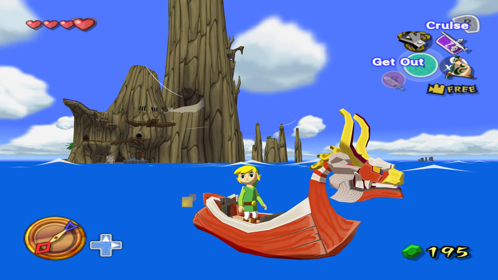 The Legend of Zelda: The Wind Waker (2002)