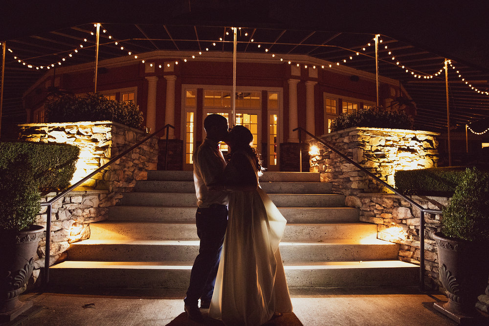 My goal is to capture your special day - (Without making it all about the camera.)