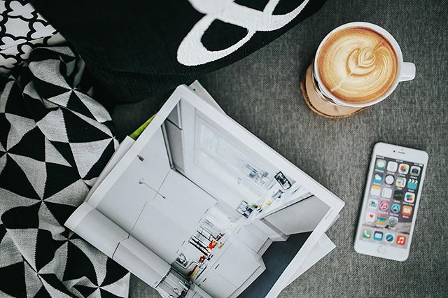 Working with passionate consumer brands requires high levels of creative output, which means regular inspiration is a MUST. Today, that #inspo is coming from delicious cappuccinos and interior design lust. Where are you finding yours? ⚡️☕️