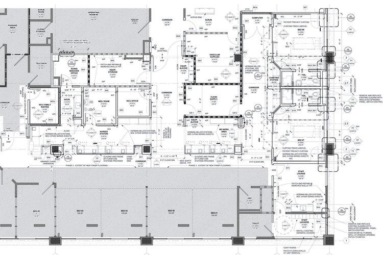Veterans Affairs - Hybrid Operating Room — Architecture Portfolio
