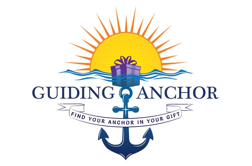 Guiding Anchor logo