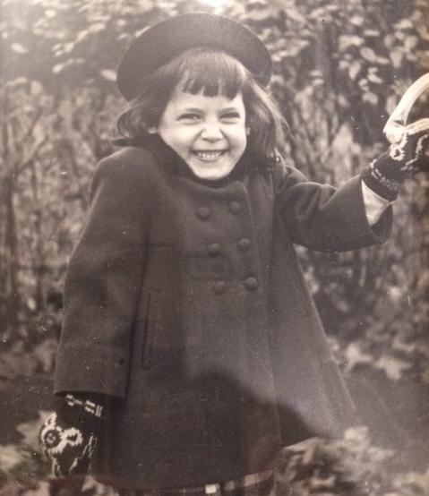 What a cutie! ca. 1949