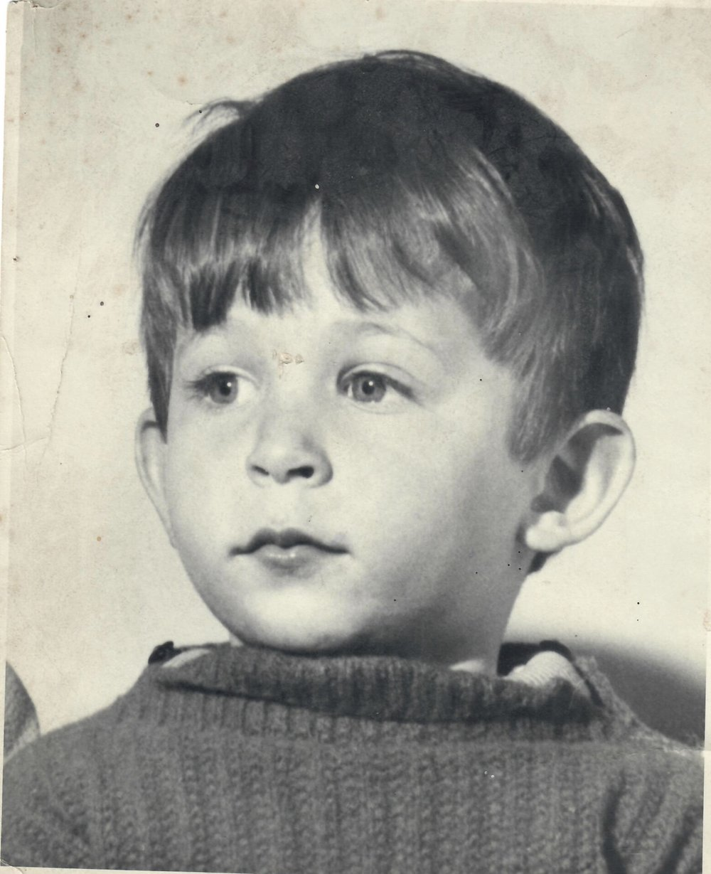 Roger the cute, ca. 1965