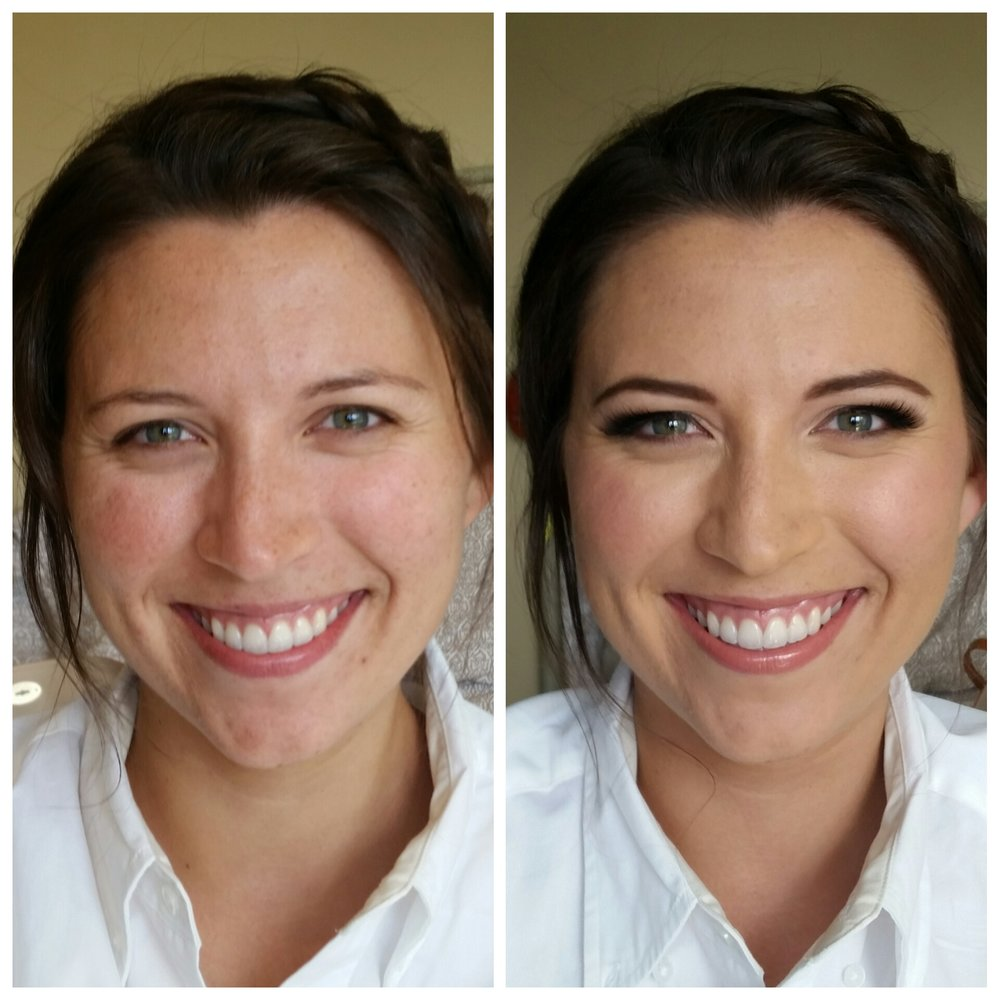 Classic Chic Airbrush Bridal Makeup with Mink Lashes Luminous Beauty Makeup Artist Stillwater.jpg