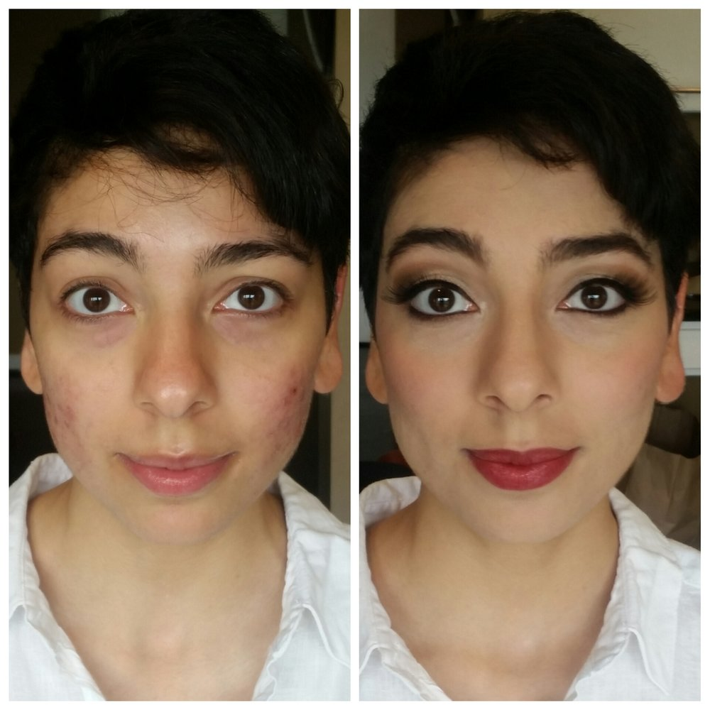 Glamorous Middle Eastern Bridal Makeup with Airbrush and Lashes Makeup Artist Brooklyn Park.jpg