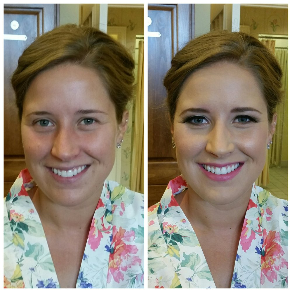 Sophisticated Bridal Makeup with Airbrush Min Lashes Luminous Beauty Makeup Artist White Bear Lake.jpg