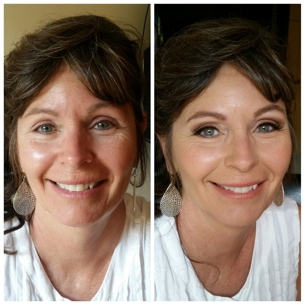 Adorable Mother of the Bride Makeup with Lashes by Makeup Artist Stillwater.jpg