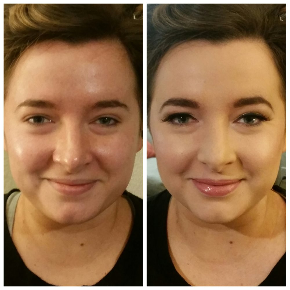 Understated Bridal Makeup with Airbrush and Mink Lashes Luminous Beauty Makeup Artist Minneapolis MN.jpg