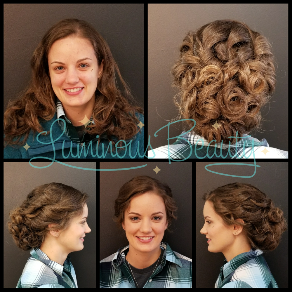 Romantic Bridal Updo with Twists and Soft Focus Makeup with Glossy Lip.png