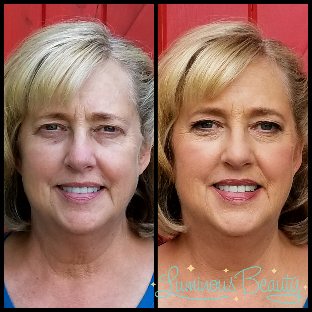 Natural Outdoor Mother of the Bride Makeup with Lashes in Plymouth Luminous Beauty Makeup Artist.png