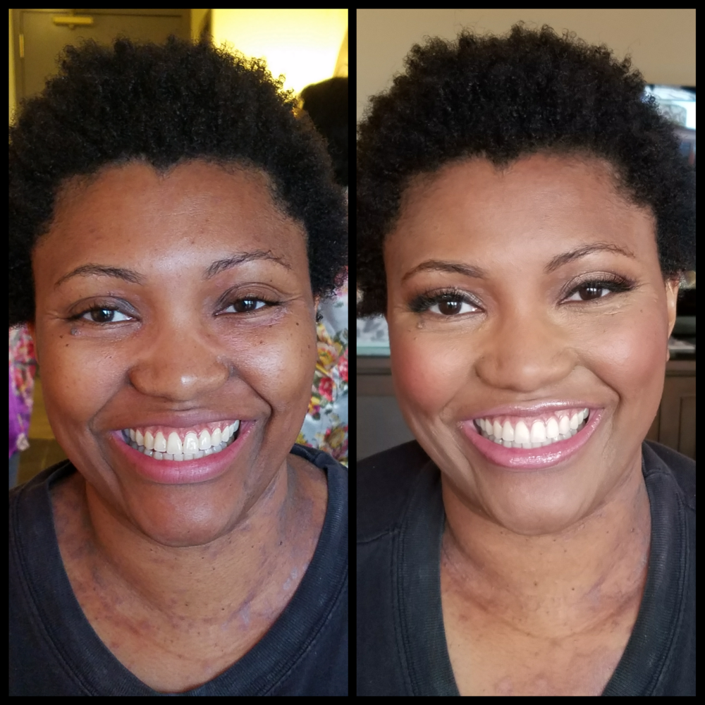 Naturally Beautiful Sister of the Bride Makeup with Airbrush and Lashes. Coco Skin and Soft Pink Lip. Luminous Beauty Makeup Artist..png