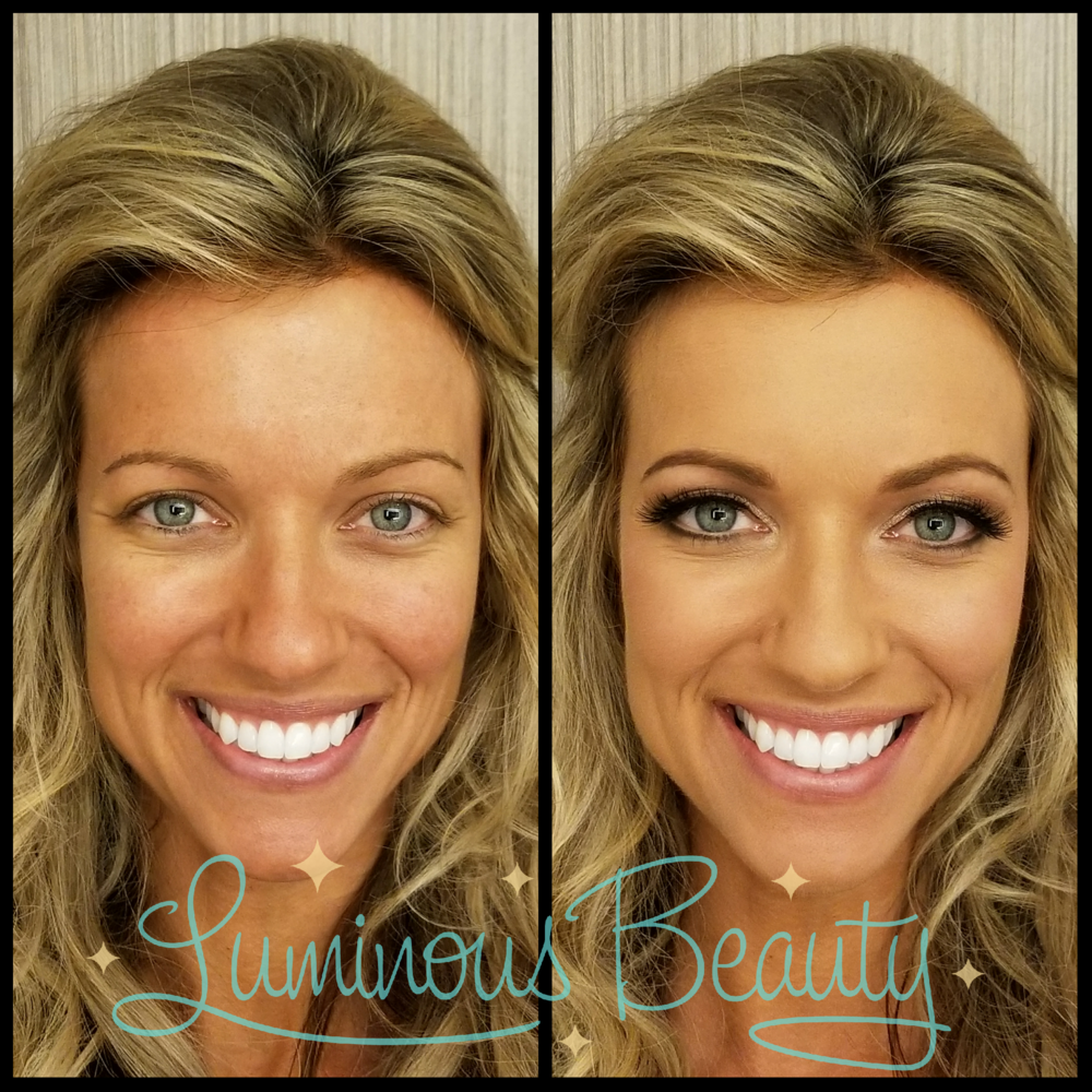 Golden Delicious Bridal Makeup with Mink Lashes and Airbrush. Dramatic Blue Eyes. Luminous Beauty Makeup..png