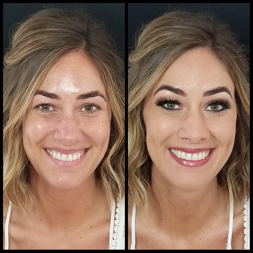 Bespoke Bridal Makeup Airbrush Makeup Smokey Eyes Mink Lashes @luminousbeauties Luminous Beauty Makeup Artist Minneapolis Makeup Artist.jpg