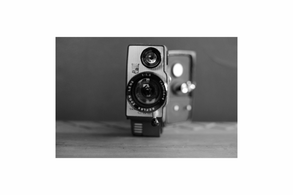 Photo of Yashica camera – Danette Davis ©