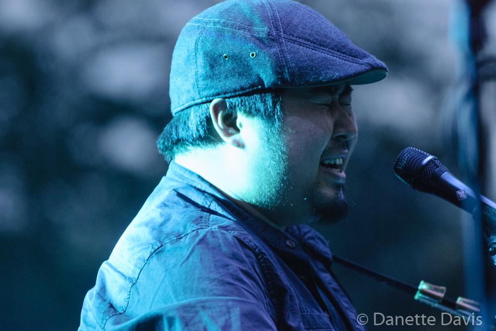 Song Dongye,  2015
