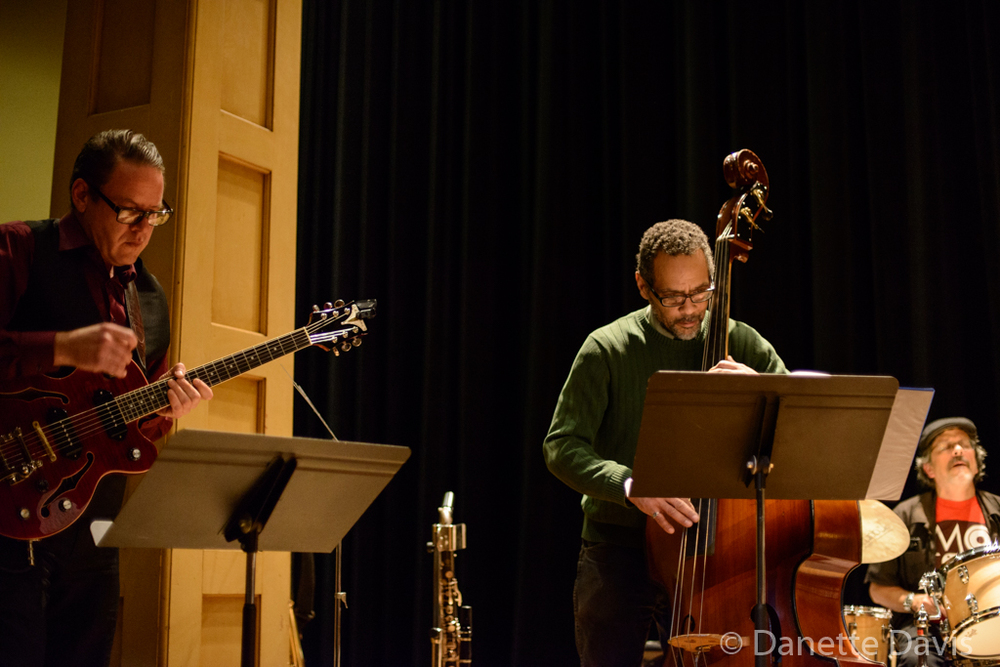 L-R: Simon Henneman, Mikel Rollins, Don Berman, 2015