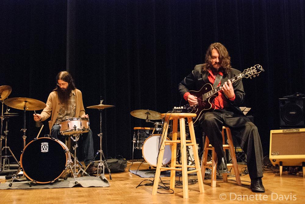 L-R: Dave Bush, Jason Goessl,  2015