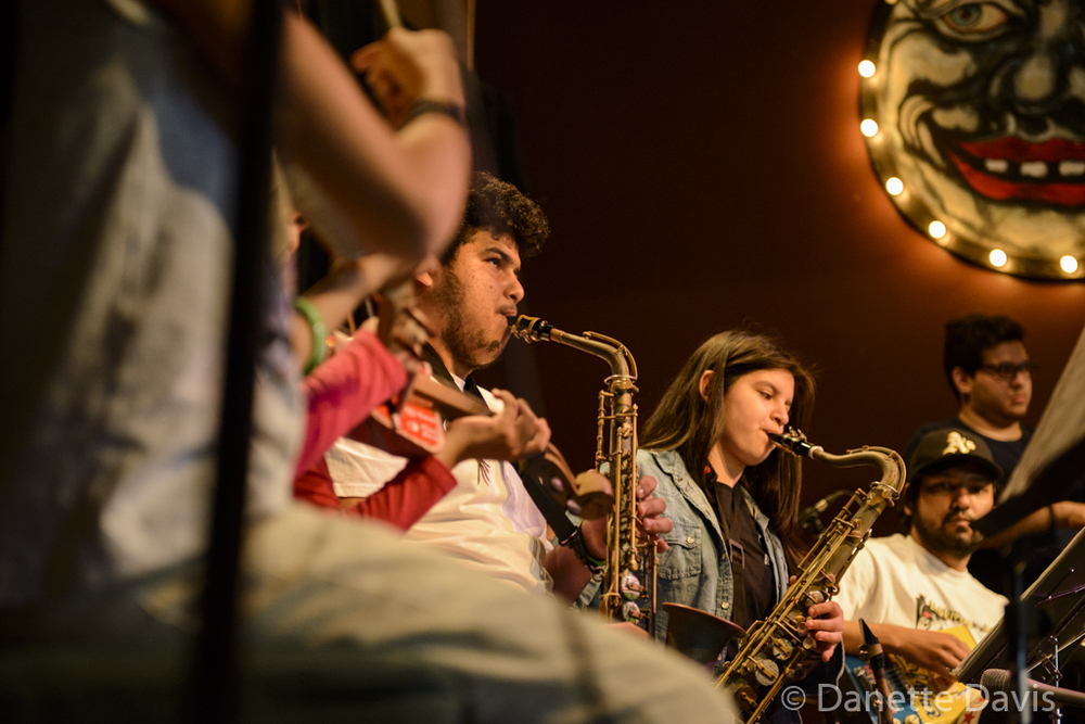 Recycled Orchestra of Cateura,  2016 , at the Royal Room