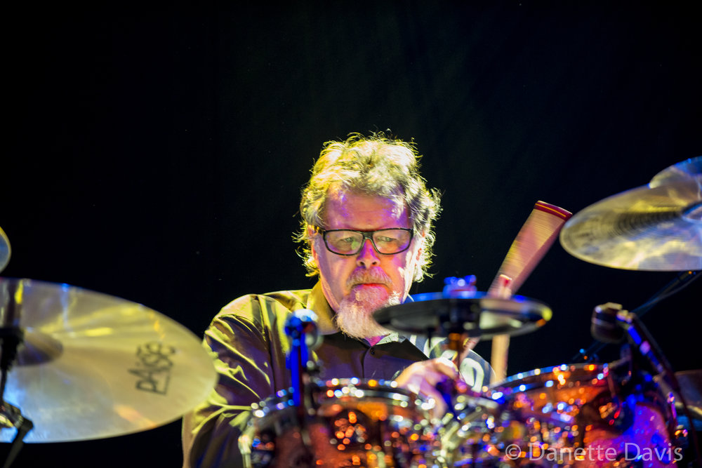 Pat Mastelotto, Stick Men,  2017 , at Triple Door