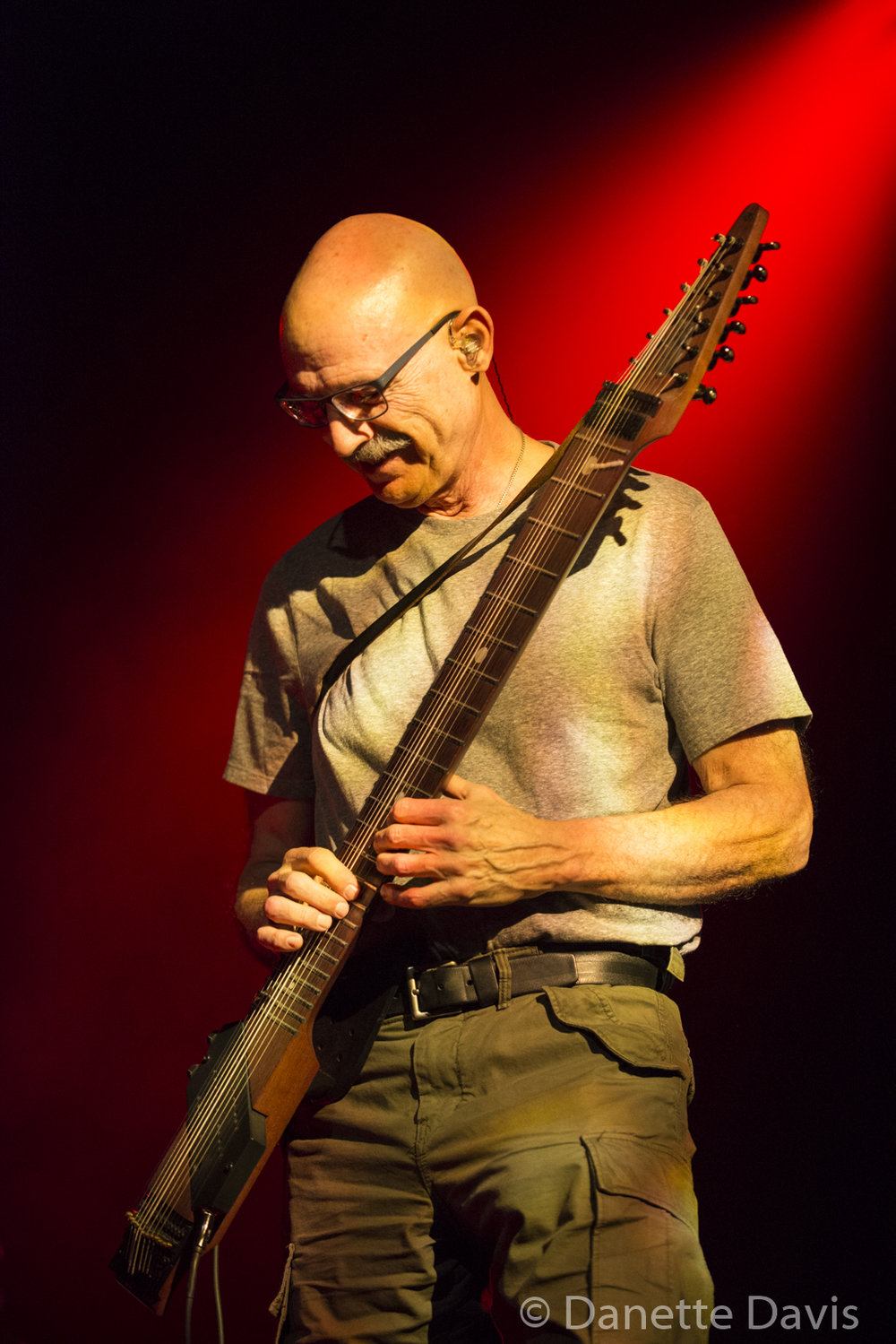Tony Levin, Stick Men,  2017 , at Triple Door